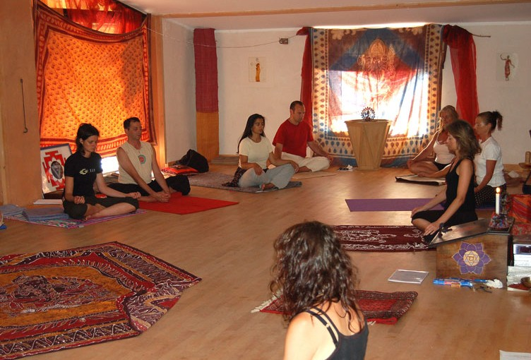 Formations Professeurs Yoga