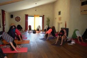 stages de yoga formation de professeur de yoga